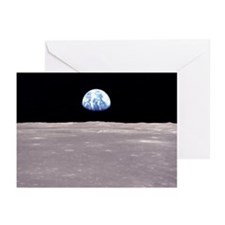 Apollo 11 Space gift Greeting Cards (Pk of 10)