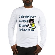 Unique Witty Long Sleeve T-Shirt