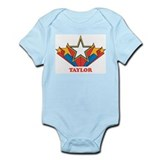 TAYLOR superstar Infant Bodysuit