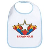 SAVANNAH superstar Bib