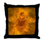 #108 Angel : Throw Pillow