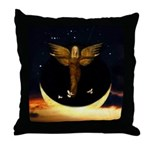 #188 Angel : Throw Pillow