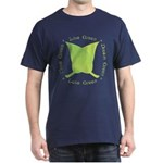 Live Green Think Green Dark T-Shirt