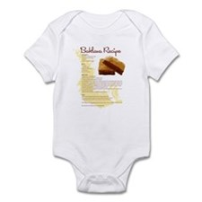 Baklava Recipe Infant Bodysuit