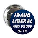 Idaho Liberal Button