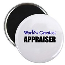 Worlds Greatest APPRAISER Magnet