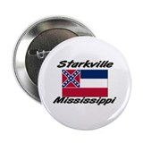 Starkville Mississippi Button
