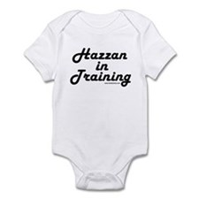 Hazzan in Training Infant Bodysuit