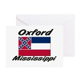 Oxford Mississippi Greeting Cards (Pk of 10)