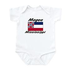 Magee Mississippi Infant Bodysuit