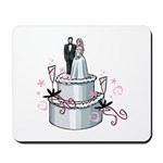 Wedding Cake Mousepad