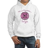 Firefighter Wife Jumper Hoody