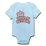 Unique Brooklyn boy Onesie