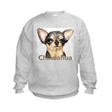 Chihuahua Black & Tan Sweatshirt