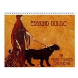 Edmund Dulac Wall Calendar