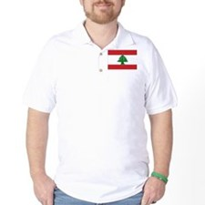 Lebanese Flag T-Shirt