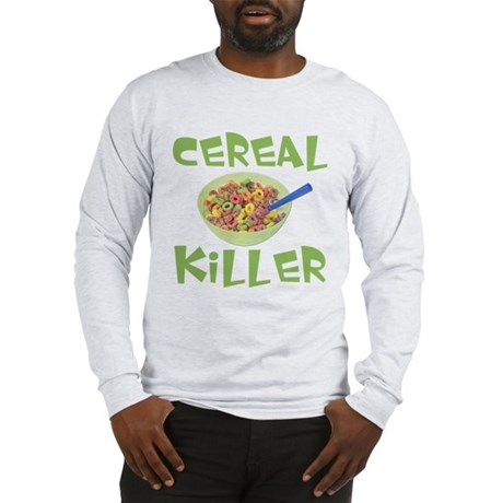 Cereal Killer Long Sleeve T-Shirt