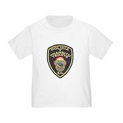 Tecate Traffic Police Toddler T-Shirt