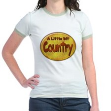 Country Western Jr. Ringer T-shirt