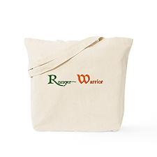 Ranger-Warrior Tote Bag