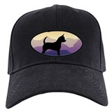 Chihuahua Purple Mountains Baseball Hat