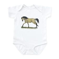 Buckskin Takin off Infant Bodysuit