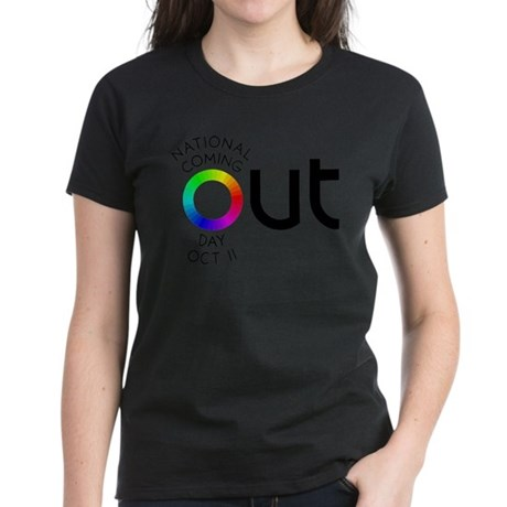 The Big OUT Women's Dark T-Shirt