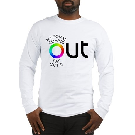 The Big OUT Long Sleeve T-Shirt