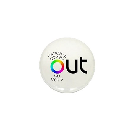 The Big OUT Mini Button (10 pack)
