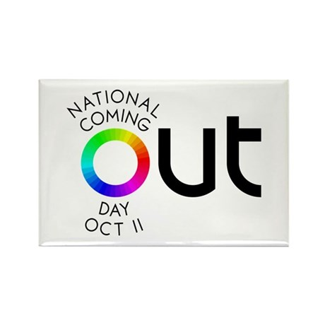 The Big OUT Rectangle Magnet (100 pack)