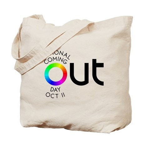 The Big OUT Tote Bag