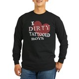 Dirty Tattooed Boys T