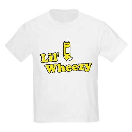 Lil' Wheezy Kids Light T-Shirt