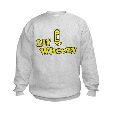 Lil' Wheezy Kids Sweatshirt