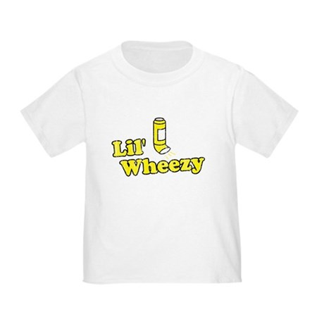 Lil' Wheezy Toddler T-Shirt