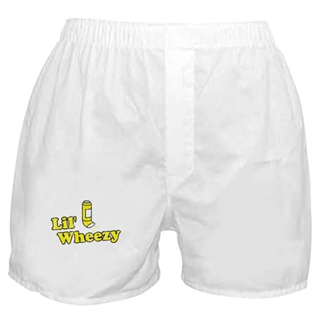 Lil' Wheezy Boxer Shorts