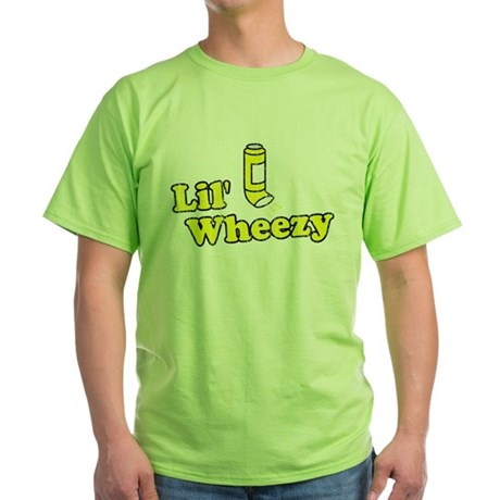 Lil' Wheezy Green T-Shirt