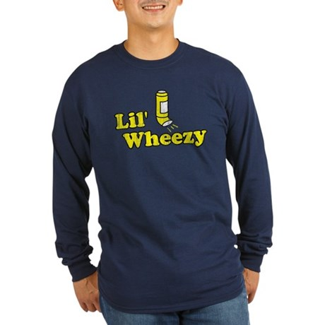 Lil' Wheezy Long Sleeve T-Shirt