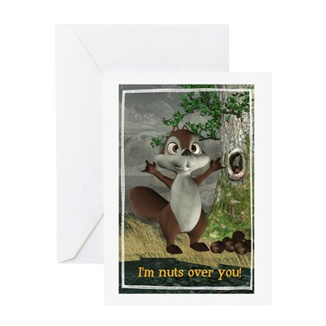 Nickie - Greeting Card 5x7 Single Card
