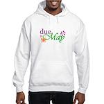 Due in May Hooded Sweatshirt