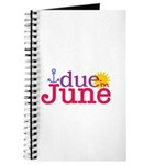 Due in June Journal