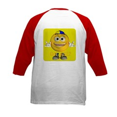 ASL Boy - Kids Baseball Jersey