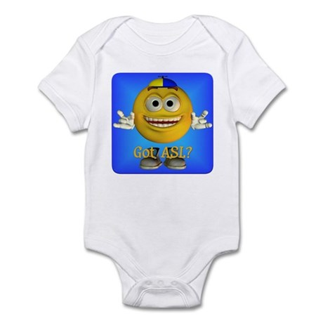 ASL Boy - Infant Bodysuit