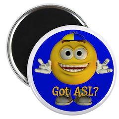 ASL Boy - Magnet