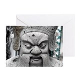Thai Statue Greeting Cards (Pk of 10)