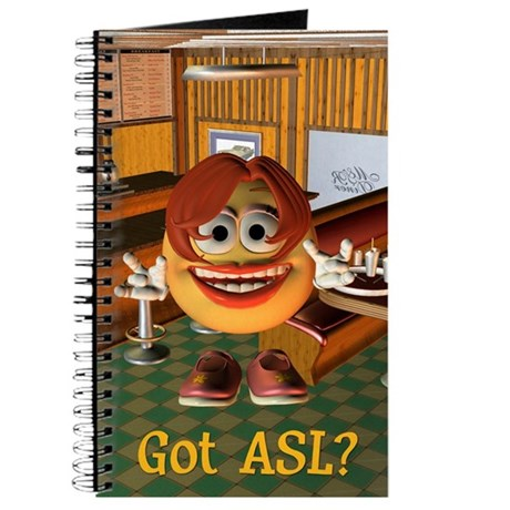 ASL Girl - Journal