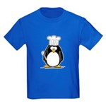 Chef Penguin Kids Dark T-Shirt