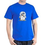 Astronaut Penguin T-Shirt