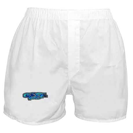 Geek Boxer Shorts