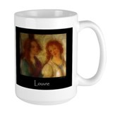 Scenes From the Louvre Mug